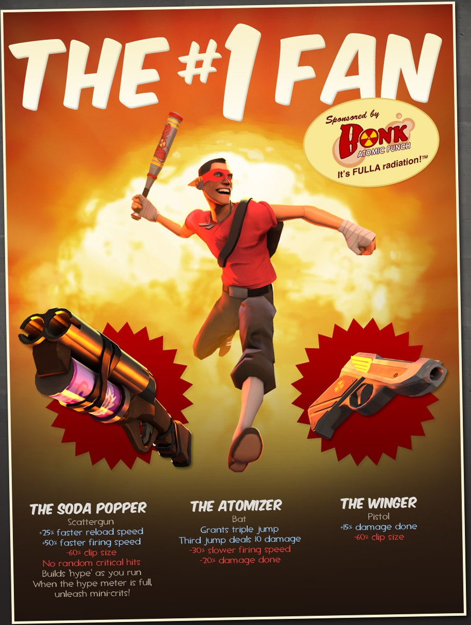 Team Fortress 2 The Semi Secret Uber Update For Scout Bomadeno Com